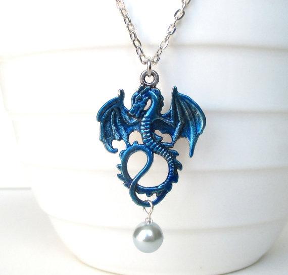 Dragon Jewelry Is a Powerful Talisman